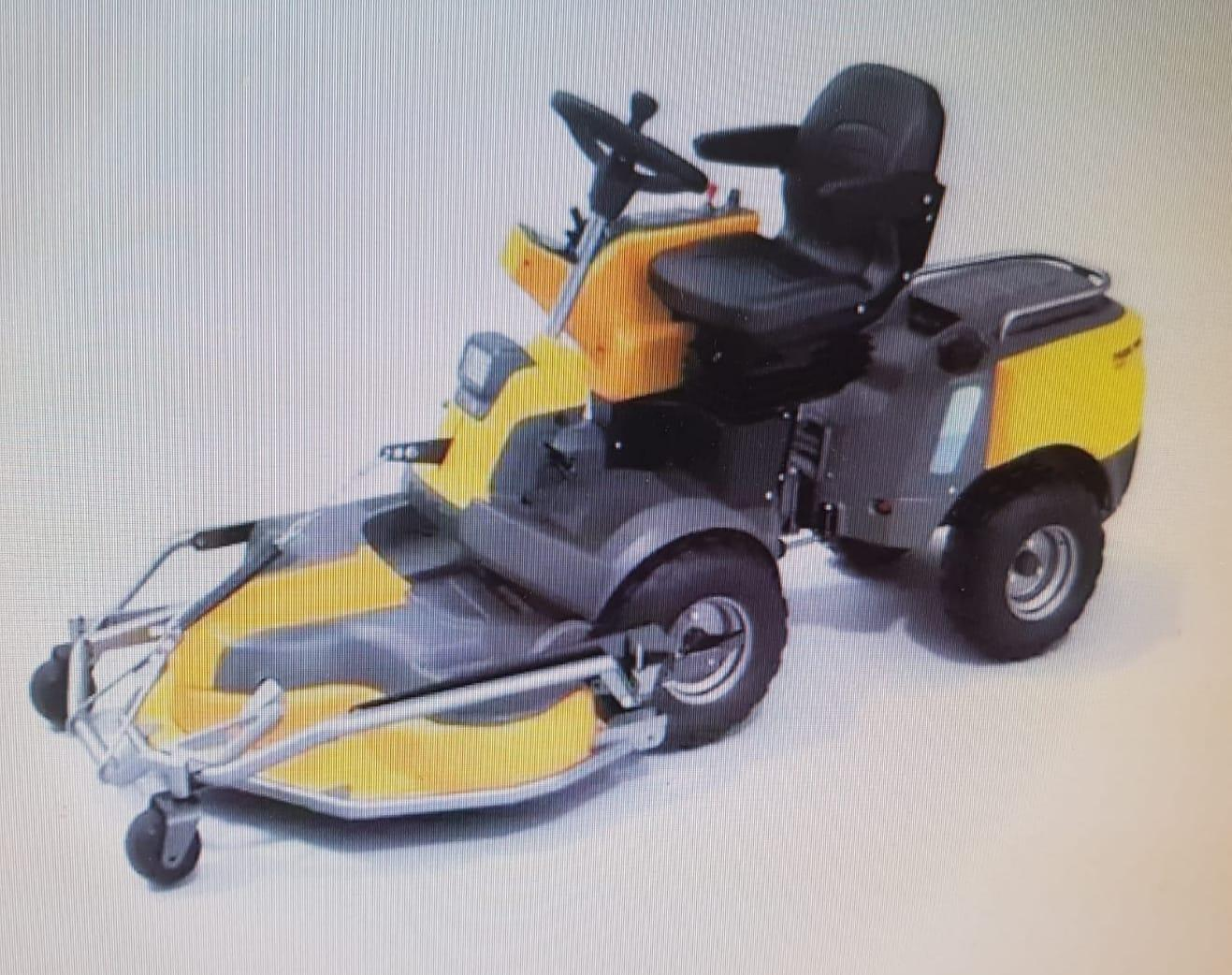 Gardaí investigating theft of lawnmower in Laois