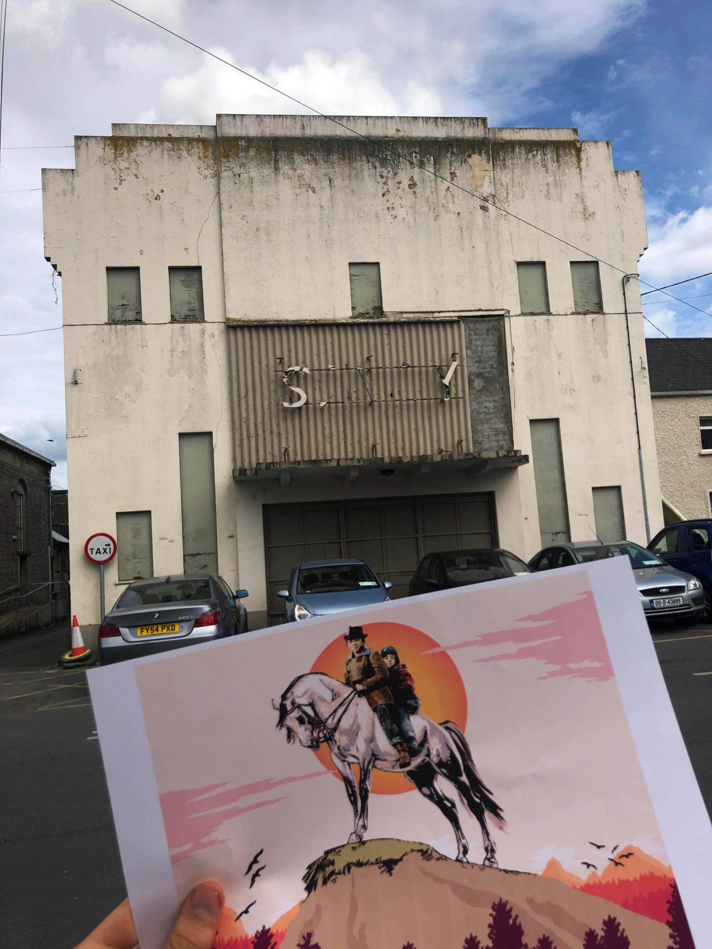 In Pictures: Old Laois cinema undergoes remarkable