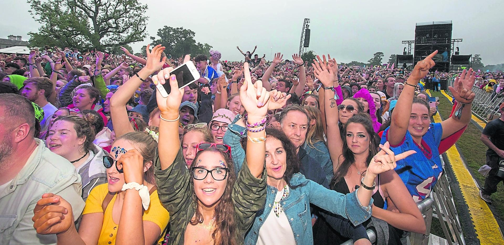 Electric Picnic announces over 50 acts for Trenchtown