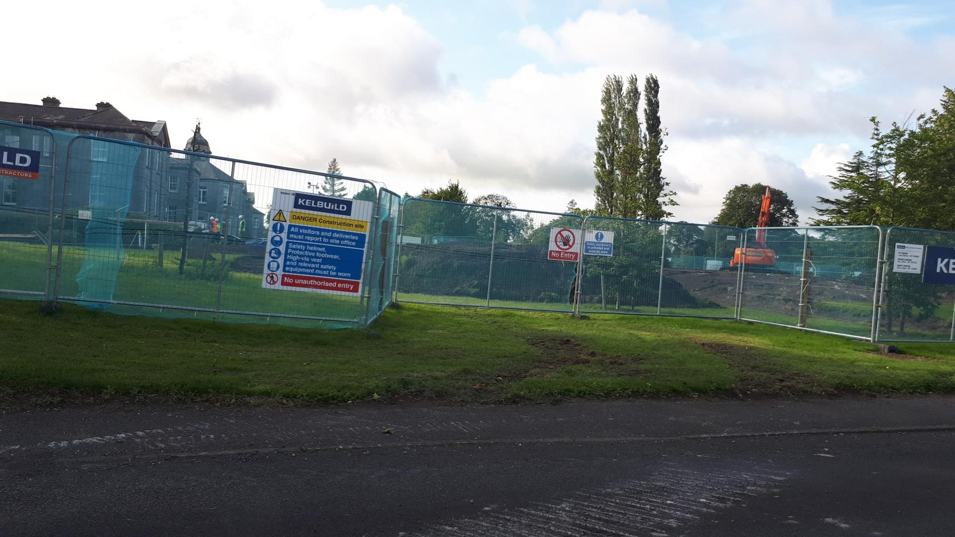 REVEALED: Proposed opening date as works - Laois Today