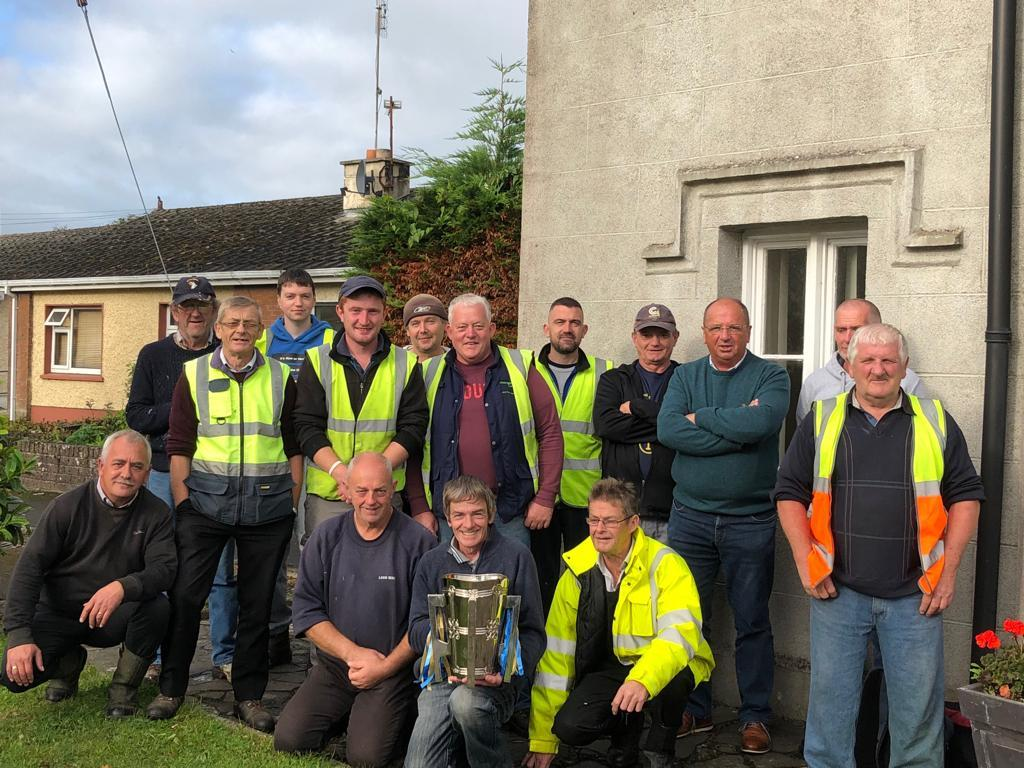 Special visitor arrives for two-day tour of Laois town
