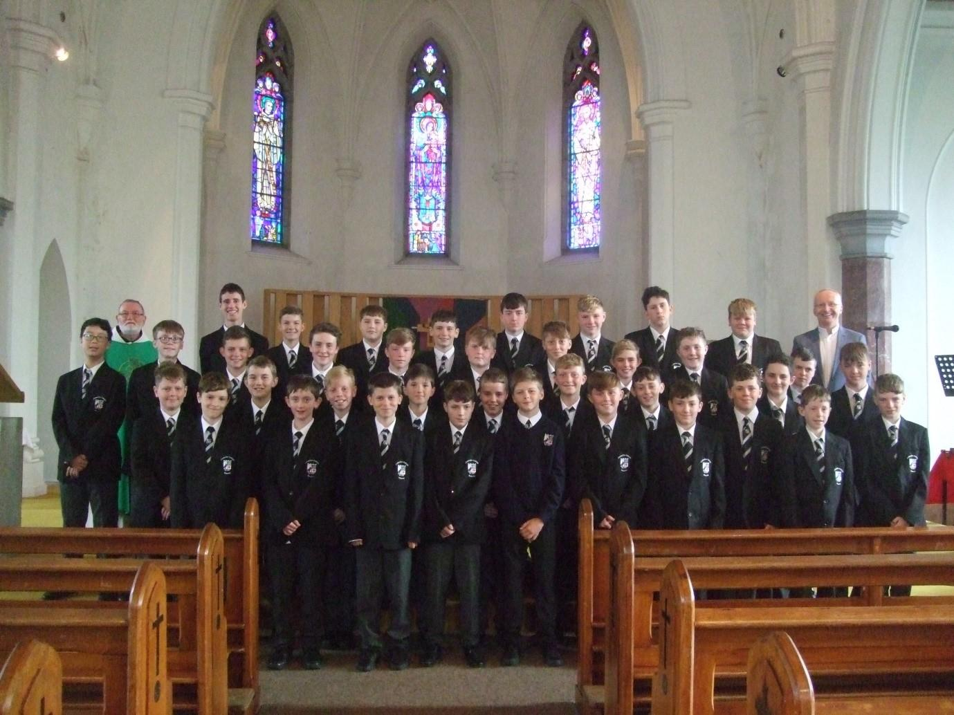 Coliste Phobal Ros Cr Roscrea Community College