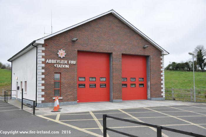 Laois firefighter on emergency callout had tools stolen