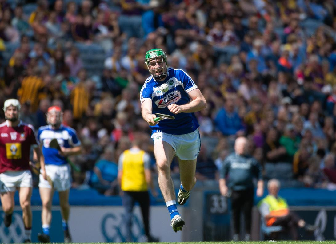 BREAKING: Laois hurler nominated for Joe McDonagh Cup Player of the Year