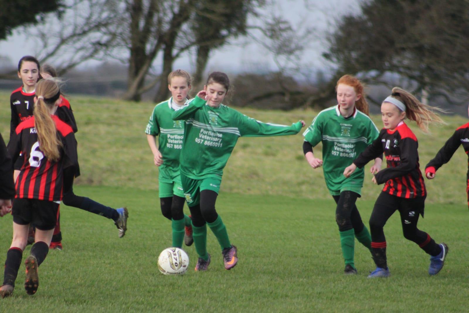 Penalty shoot-out heartbreak for Portlaoise Ladies Hockey team