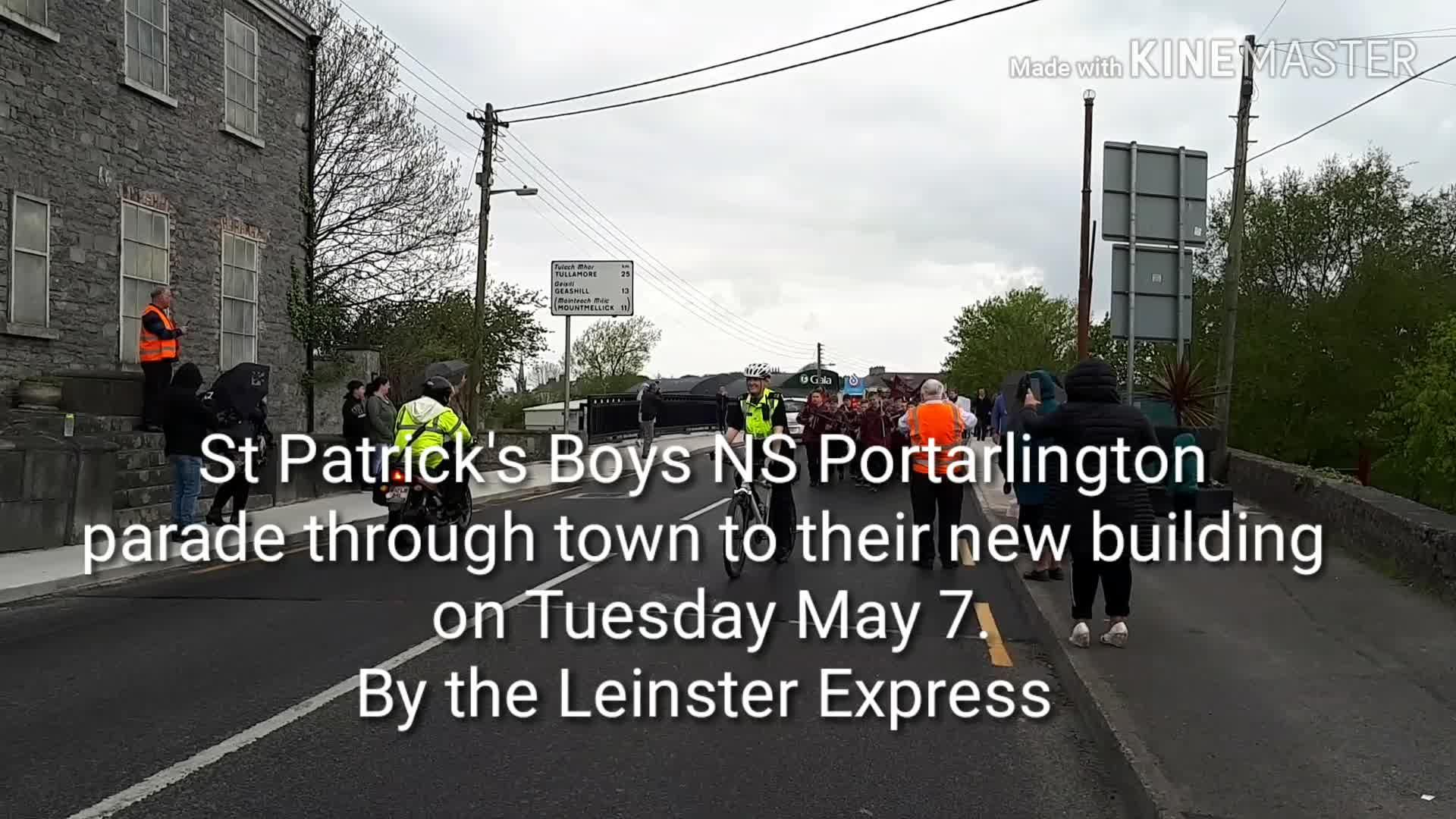 Portarlington to Daingean - 3 ways to travel via line 829 bus
