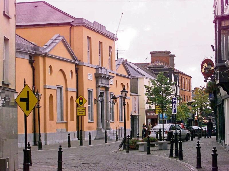 Portlaoise, Co. Laois - Irish Rail