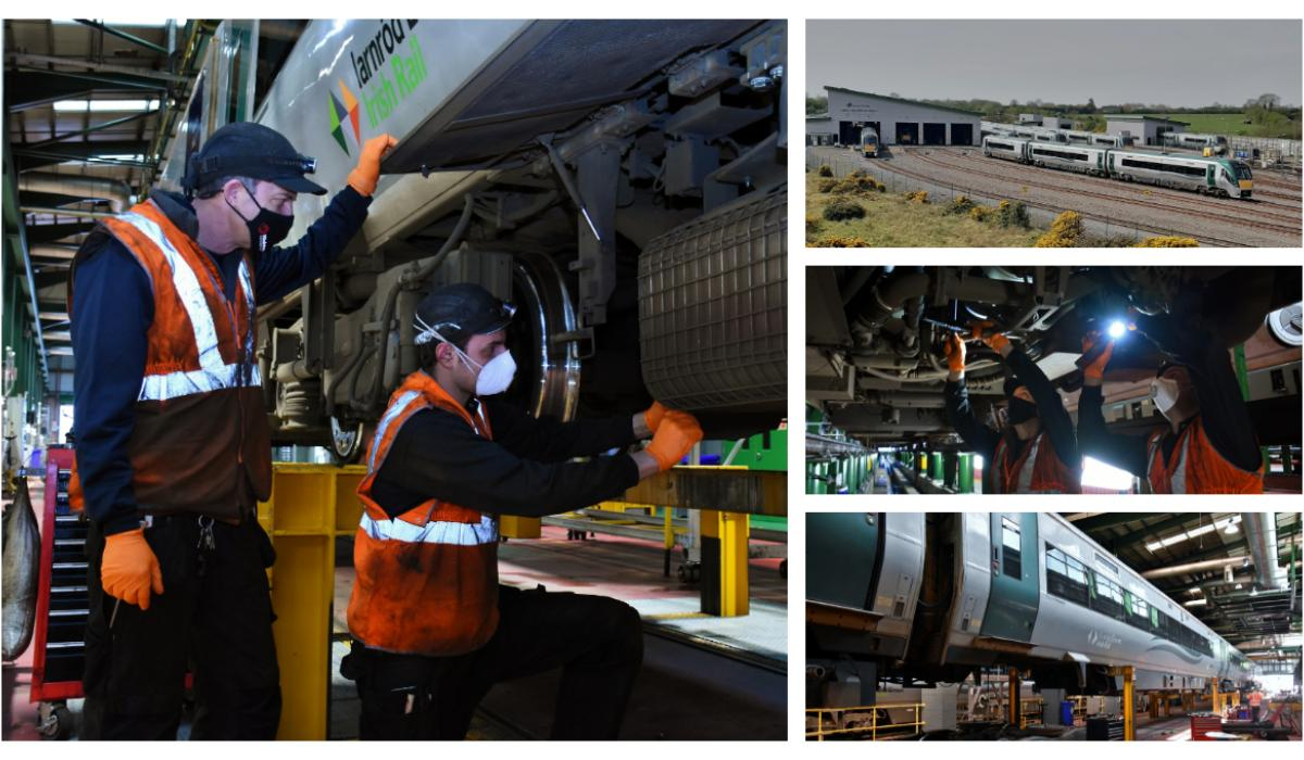 More jobs as Irish Rail expands 'centre of excellence' in Portlaoise