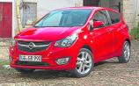 Opel Karl is a very smart little city car that is capable out on the motorway