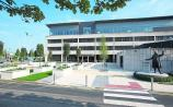 Building work temporarily restricts access to county hall in Portlaoise
