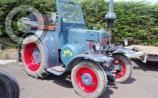 vintage vehicle