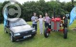 Vintage car and tractor fans enjoy exceptional day in Ballyfin, Laois