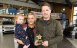O'Connor collects Sports Star of the Month award