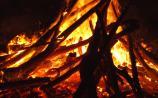 Action taken on potentially explosive Halloween bonfire in Laois town