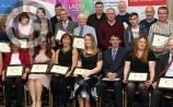PICTURES: Laois Community and Voluntary Awards 2017