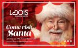 Santa is coming to Laois Shopping Centre!