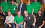 GALLERY - Ray Houghton attends Cuisle Centre fundraiser with Laois RISSC