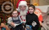 Mountmellick children all got to meet Santa before Christmas as part of a 60 year tradition