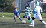 Portlaoise AFC U-10s suffer loss against Walsh Island