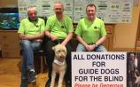 Portlaoise guide dog owner to reach new heights on Croagh Patrick