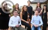 Portarlington School of Music's concert in Killenard was B - Sharp