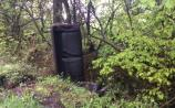 Illegal dumping 'epidemic' in Laois as couch dumped in ditch