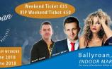 COMPETITION: Win tickets to Ballyroan Country Music Festival 2018!