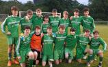 Portlaoise AFC U-15s round off season with MSL Cup final victory