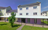 UPDATE: Damage caused after fire in three storey building in Portlaoise estate