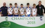 All-Ireland Féile Handball glory for Clough-Ballacolla youngsters