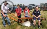 Great day in the Slieve Blooms at the Festival of the Mountain #inpictures