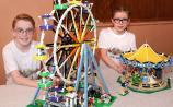 Lego Brick World exhibition in Portarlington