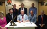 Contract signed and tender awarded for Portlaoise Southern Circular Route