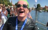 UPDATE: Laois woman Joan Fennelly on her Thames Marathon swim