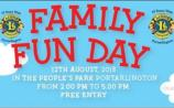 WHAT'S ON: Portarlington Lion's Club family fun day