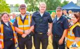 Laois Civil Defence volunteers at Dublin and Mayo events for Papal visit