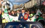 Laois and Portlaoise honours World Boxing Champion TJ Doheny #pictures