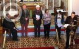 Portarlington remembers its World War I fallen on Armistice centenary