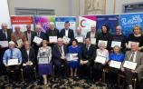 Laois people honoured at Community & Voluntary Awards 2018