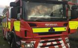 Laois fire service Abbeyleix