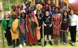 GALLERY:  Inspiring photos from this Laois school's first Intercultural Day