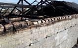 Pictures reveal fire gutted building at Portarlington train station
