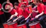 Spectacular La Stamba show from Music Generation Laois drummers
