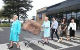 Laois Queen of the Ploughing Anna May McHugh launches brown bread competition in style