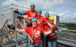 Laois pensioner abseils down building for hospital