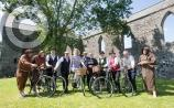 PICTURES: Wheely hot sizzling sun shines on Laois cycle rally launch