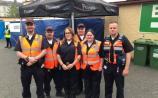Dedicated Laois Civil Defence clock up 400 voluntary hours at Old Fort Fest