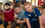 Laois school flies the flag for green living - in pictures