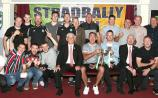 Stradbally Town AFC turn out in style for Awards Night