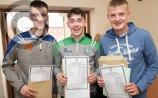 Mountmellick Community School Leaving Cert results day in pictures